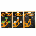 Demon Dice Snowboard Stomp / Traction Pad in black, clear or green