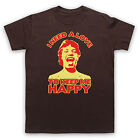 HAPPY THE STONES MICK JAGGER UNOFFICIAL T-SHIRT MENS LADIES KIDS SIZES & COLOURS