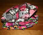 NWT Vera Bradley SMALL DUFFEL carry on travel case gym sport bag duffle RARE