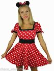 MICKEY MINI MOUSE DISNEY FAIRY TALE FANCY DRESS HALLOWEEN COSTUME