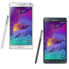 Samsung Galaxy Note 4 N910 Factory Unlocked International Version Black or White