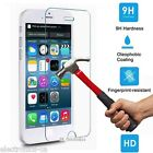Premium Tempered Glass Film Screen Protector iPhone 4 4s  5 5s 6  6+ Plus TGSP