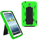 Case Hybrid Shockproof Heavy Duty Kickstand For Samsung Galaxy Tab 3 7 7.0 P3200