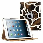 360 Premium Rotating Leather Case Cover For iPad 2 3 4 5th 6th Mini 2/3 Air Pro
