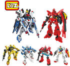 Nano Mini Micro Diamond Building Blocks Gundam Robot Action Figures Toy Gift HT