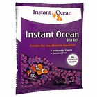 Instant Ocean Sea Salt 10Gallons, 25Gallon, 50Gallon, 160Gallon or 200 Gallons