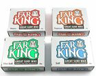 Far King Original Surfboard Wax Block. Cold, Cool, Warm OR Tropical