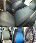 LEATHERETTE and SYNTHETIC TWO FRONT CUSTOM CAR SEAT COVERS Fits X5 LUXURY SUV
