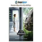 Jurassic World 2015 HD Photo Poster RD-3077-001 (A4-A3-A3Plus)