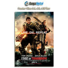 Live Die Repeat EOT 2014 HD Photo Poster RD-3097-001 (A4-A3-A3Plus)