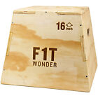 New Plyometric Boxes (Singles) For Crossfit Training Gym Exercise Equipment