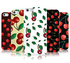 DYEFOR CHERRY PRINT COLLECTION MOBILE PHONE CASE COVER FOR APPLE iPHONE 5 5S SE £4.95 GBP on eBay