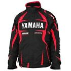 NEW 2015 YAMAHA MENS FOUR-STROKE RED SNOWMOBILE JACKET