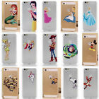 Cute Princess Cartoon Clear Back Case Cover For Apple Iphone 4S 5 5S 5C 6 6PLUS