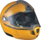 NON-CURRENT SKI DOO MODULAR 2 YELLOW SNOWMOBILE HELMET