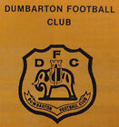 1970's-2000's Dumbarton Home Programmes *Choose from list*