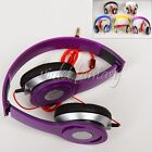 Mobile Cell Phone Lptop PC MP3 MP4 Durable 3.5mm Quality Stereo Headphone New