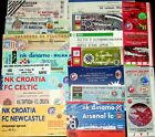 N E W ! CHAMPIONS LEAGUE QUALIFYING tickets !!! … 1997– 2013...