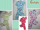 Frozen Elsa and Anna Peppa Pig Tinkerbell Barbie Girls Winter Cotton Pyjamas