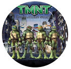 Edible Ninjia Turtles TMNT Cake Topper Real Icing CakeTopper, Personalized Nijia