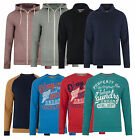 New Men's Branded Hoodies & Sweatshirts Crew Shawl Hooded Neck Zip Tops DD1
