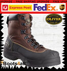 Oliver AT's Work Boots Safety/Steel Toel Lace-up 65390 Free Express Post!