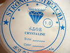 1mm Clear Crystal Elastic Stretch Thread Clear Beading WIRE fishing wire