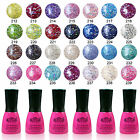 8ml UV Nail Gel Polish Perfect Summer Soak Off Glitter Lacquer Varnish Hot Decor