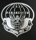 PARARESCUE T-SHIRT/ SILK SCREEN PRINTED ON FRONT LEFT BREAST ONLY/ MILITARY/ NEW