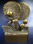 NEW PING PONG PING-PONG TABLE TENNIS TROPHY PRIZE CUP MEDAL AWARDS SPORTS GOOD