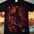 DEADPOOL t-shirt SECRET INVASION COVER Clayton Crain Movie Merc Mouth S M L 2XL
