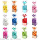 TREAT BAGS Sweet Candy Buffet Wedding Party Gift Favour Cellophane Cello Bag x10