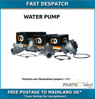 WATER PUMP FOR PEUGEOT 307 2.0TD HDI 136 2004- 3712CDWP87