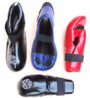 CLEARANCE ITF Taekwondo - Professional Set Sparring Pads - Hands Covered Finger