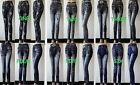 Sexy Ladies Seamless Denim Print Stretch Jogging Pants Leggings Ships from US