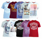 D555 New Men's Photo Print Cotton T-shirt Graphic Printed Design Top City