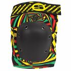 Smith Scabs Elite Hypno Rasta Knee Pads