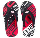 Animal Junior Boys Jekyl Slice Flip Flops in Red