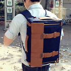 ChanChanBag 17 Laptop Backpack 3 Way Bag Messenger Bag Mens College Backpack 618