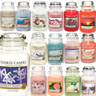 NEW YANKEE CANDLE LARGE JAR 22oz Fresh, Fruit, Food, Floral BUY 2 SAVE £2