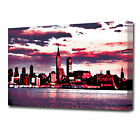 0721 LARGE NEW YORK CITYSCAPE CANVAS PRINT