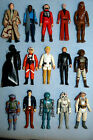 VINTAGE STAR WARS SELECTION OF FIGURES FROM VARIOUS SERIES CHOOSE 1 $16.24 AUD
