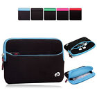 KroO Washable Soft Protective Zipper Sleeve Cover fits 7 inch Tablets MIG2-6