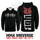 FightCo Big Logo Hoodie - Black - [MMA UFC, Hooded Top, Sweatshirt]