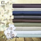 100% Bamboo 4 Piece Deep Pocket Bed Sheet Set image