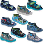 Boys canvas shoes trainers infants kids sandals slippers size 3 - 9UK Befado