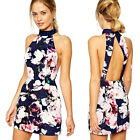 Womens Summer Bandage Bodycon Lace Evening Sexy Party Cocktail Short Mini Dress