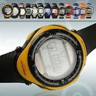 calorie counter solar power sport exercise gym pulse heart rate monitor watch
