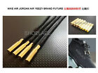 <FREE SHIPPING>【FUTURE】AIR JORDAN AIR YEEZY BRAND FUTURE METAL TIPS SHOELACES~A