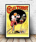 Cycle Terrot, Vintage Cycle advertising poster reproduction.
